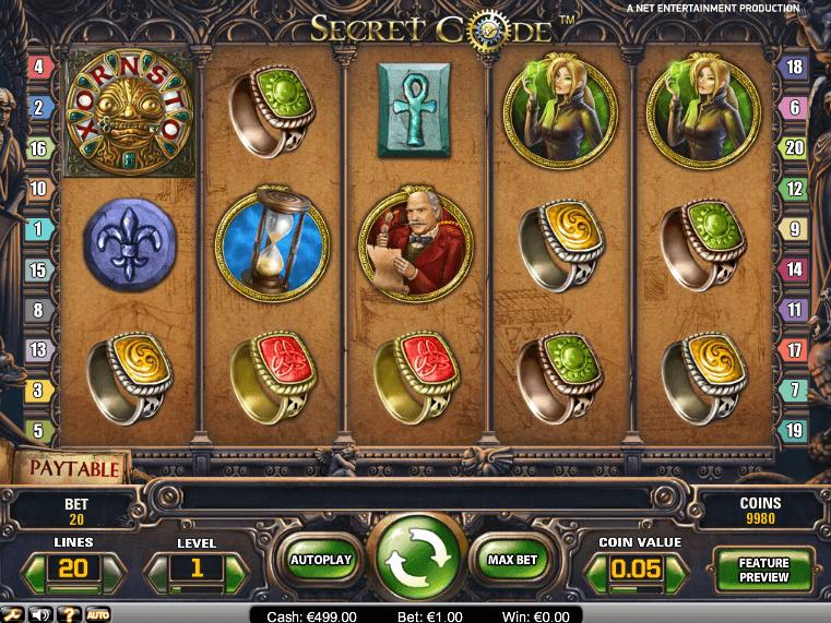 Casino Slot 27583