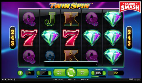 Casino Slot 92811