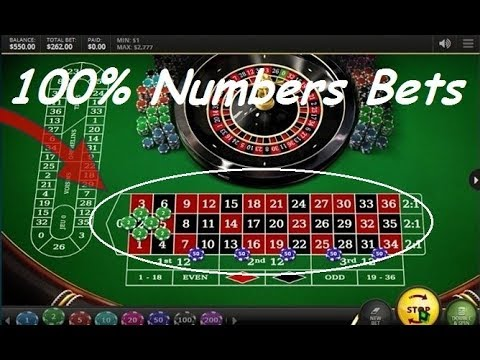 Roulette Strategy to 27436