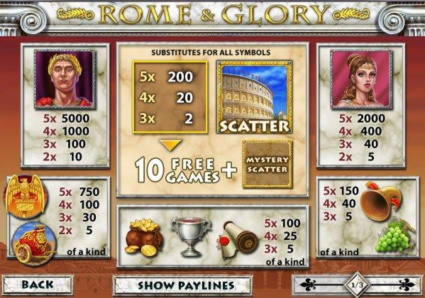 Europa Casino Free 77312