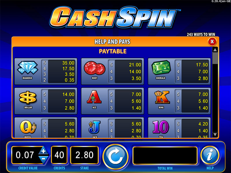 Pay With Cash 51122