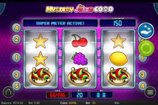 Mystery Joker Slot 74695