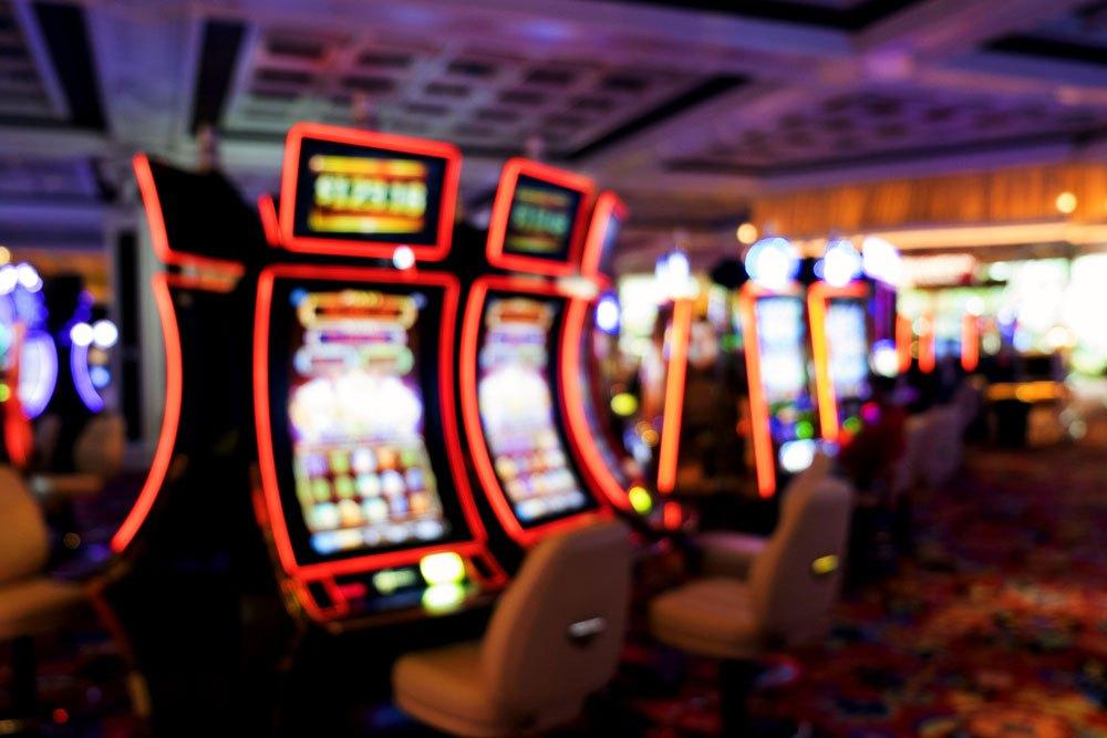 What Slot Machines 1296