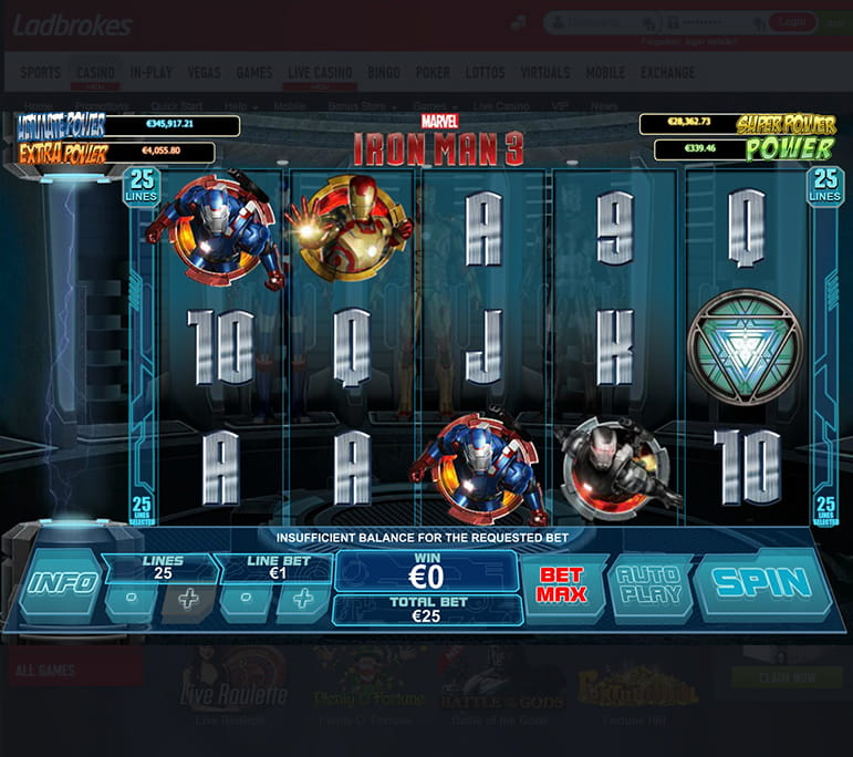 Iron Man 72930