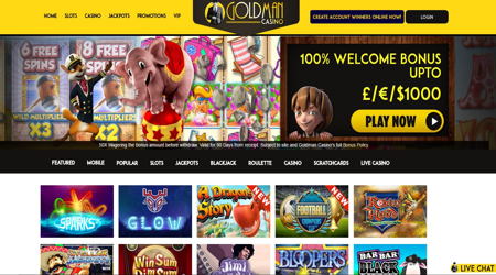 Online Casino Debit 51904