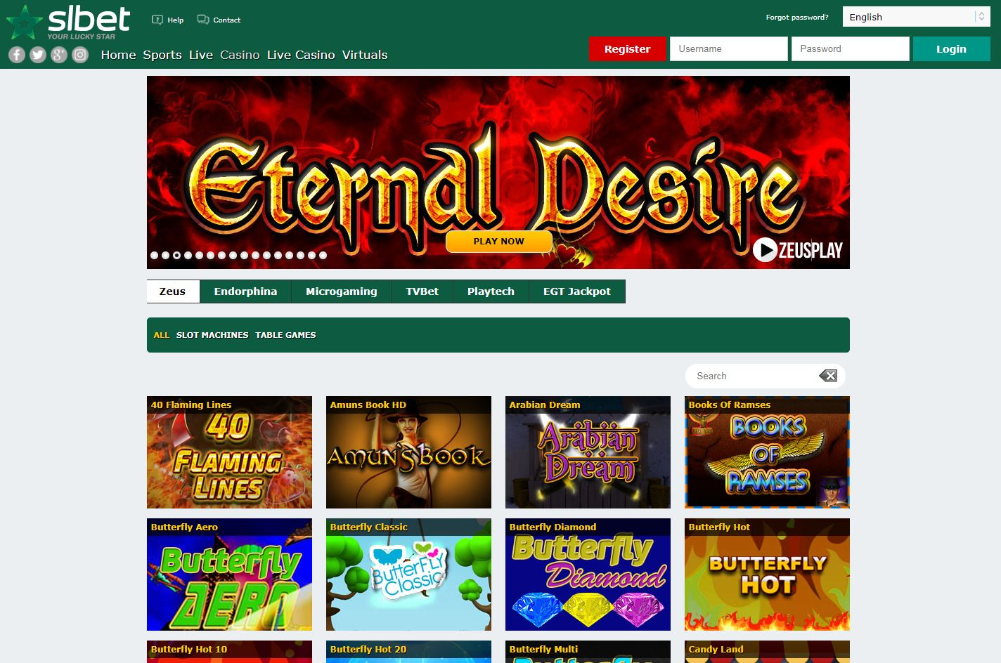 Online Casino Real 98588