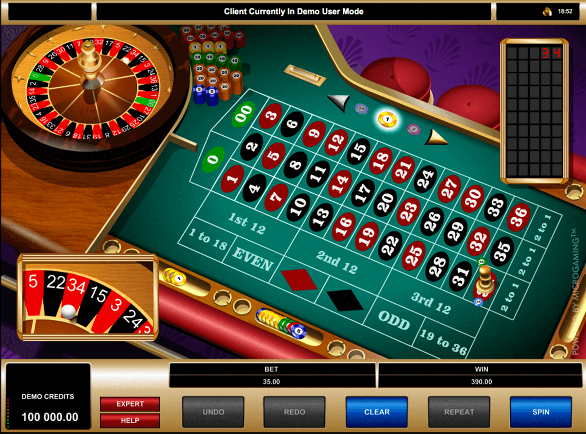 Play French Roulette 21475