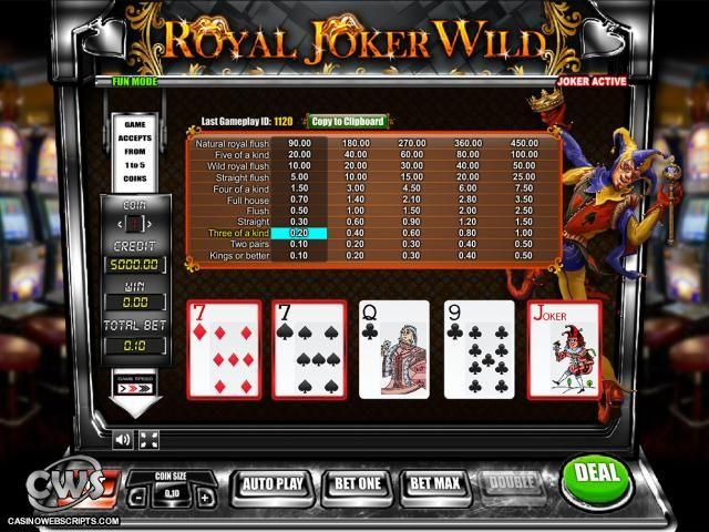 Poker Game 76657