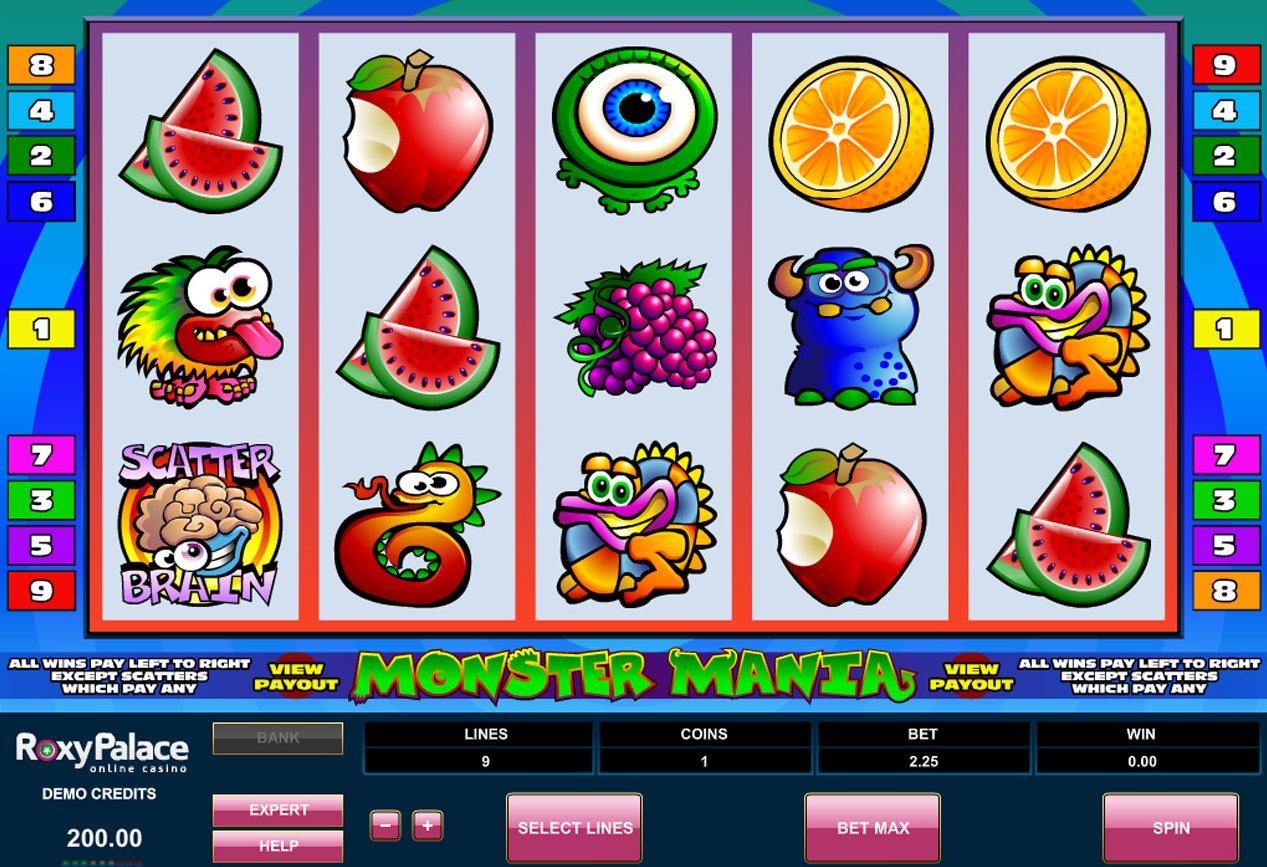 Poker Slot 11017