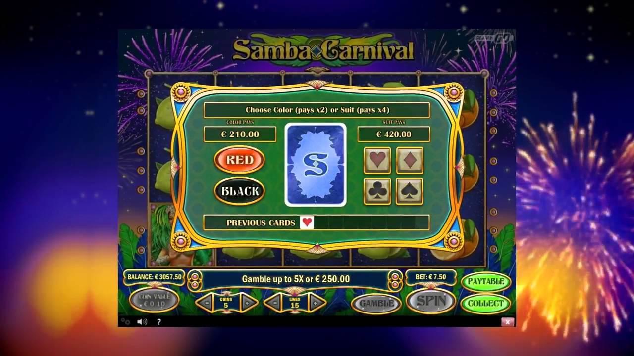 Samba Carnival 82134