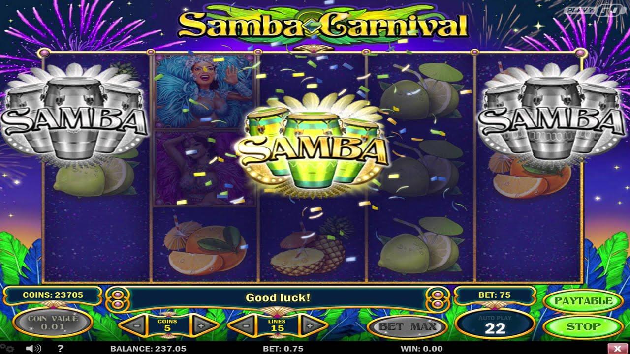 Samba Carnival Slot 91407