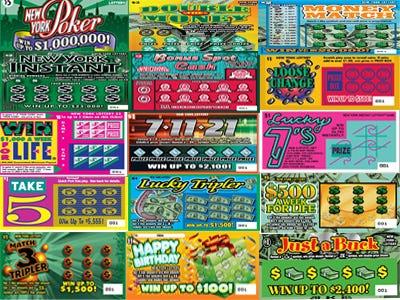Scratch Cards 88113
