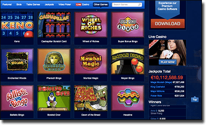 Slot Games 1823