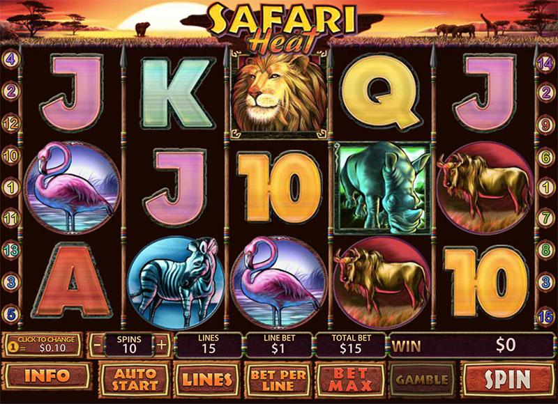 Slot Machine Bet 43170