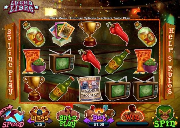 Slot Machine 48578