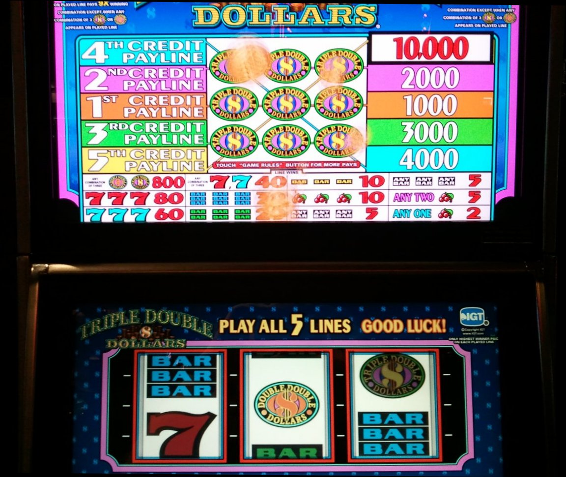 Slot Machine Payout 30915