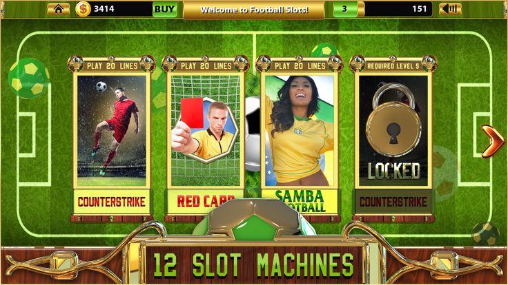 Soccer Slot 73685