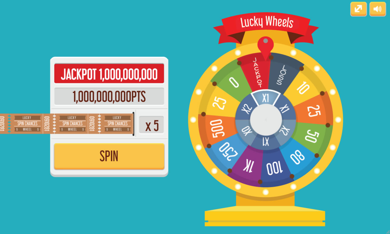 Spin the Wheel 47651