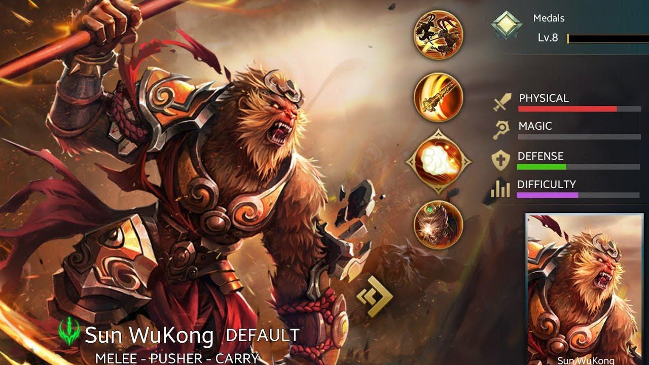 Sun Wukong Slot 25438