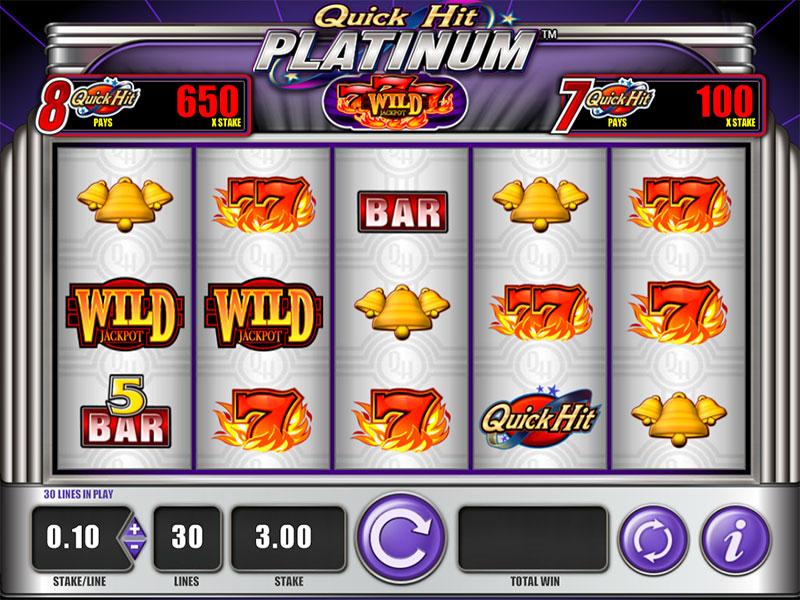 Types of Slot 33564