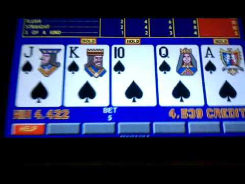 Video Poker 39169