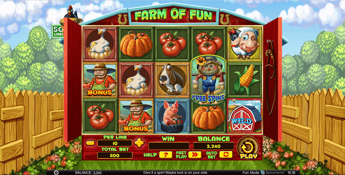 Video Slots With 43057