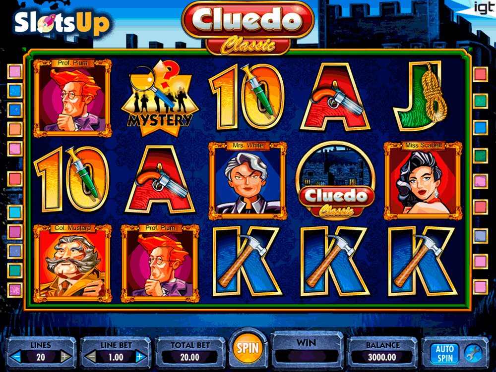 Video Slots With 13958