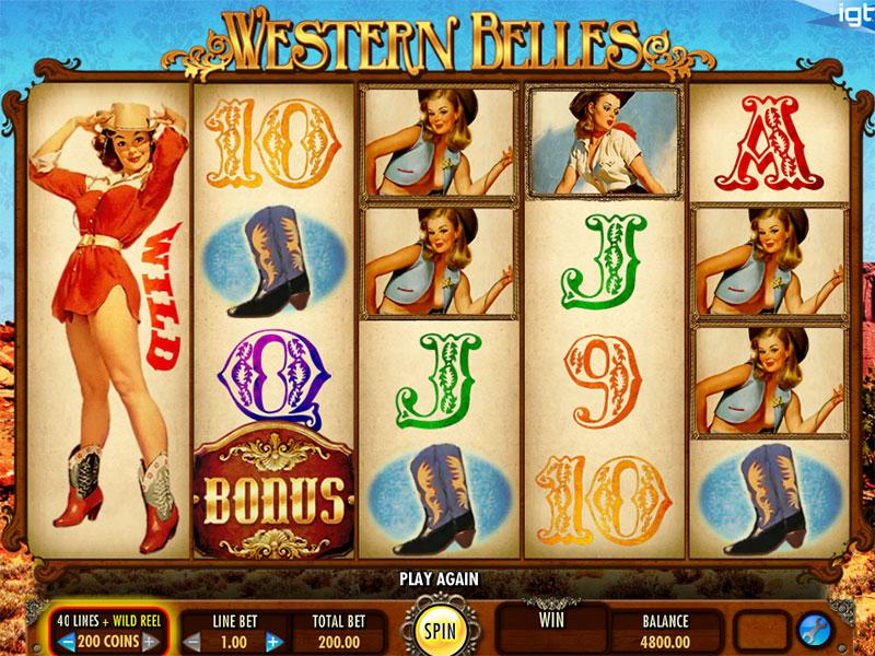 Western Slots 95994