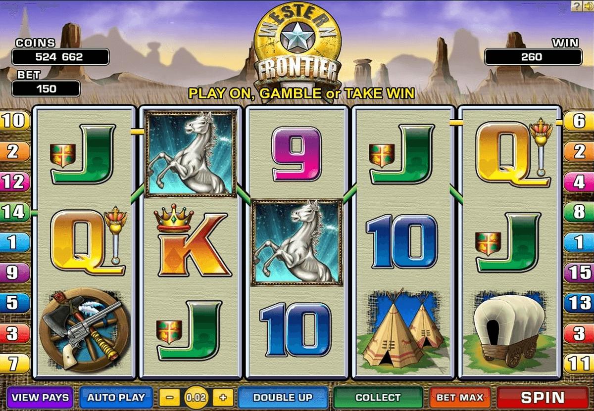 Western Slots 36317