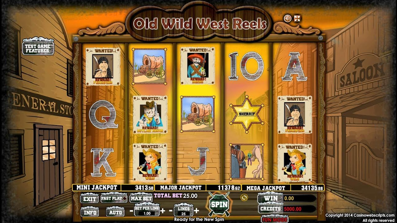 Western Slots Rapidi 29761