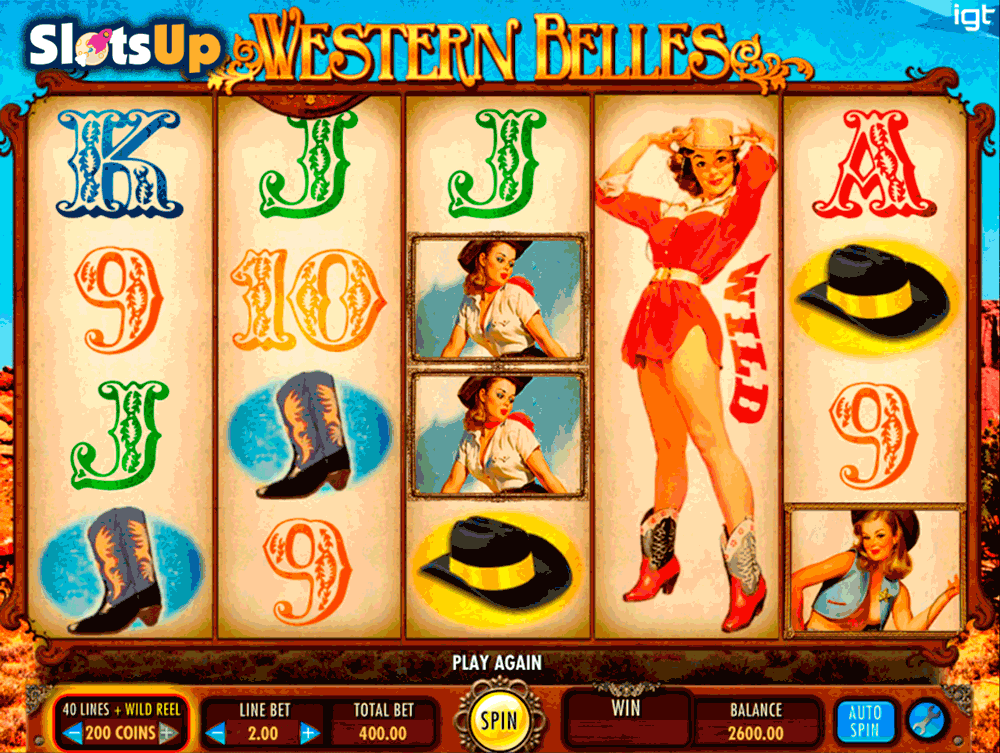 Western Slots Rapidi 64609