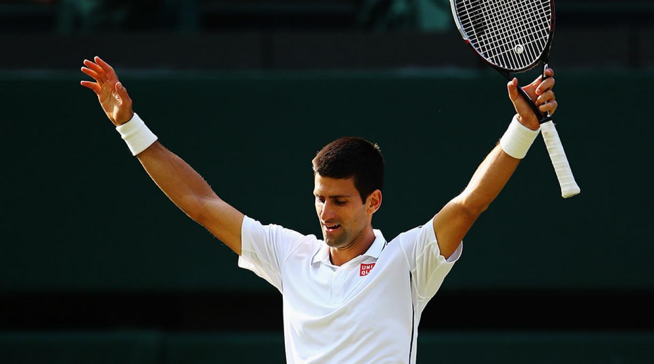 Wimbledon Favourites Gambling 15217